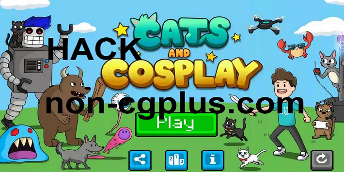 Cats & Cosplay hack