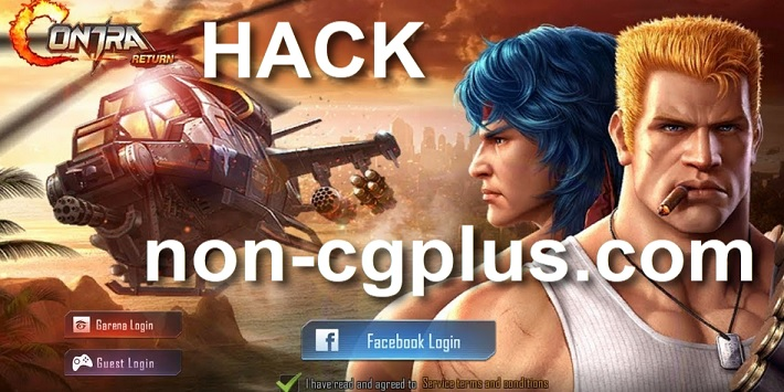 Garena Contra Return Cheats - Get fast Diamonds Hack