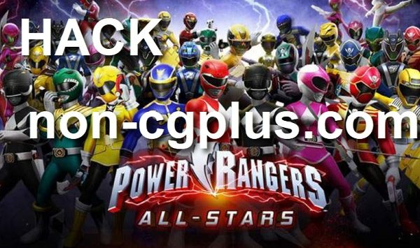 Power Rangers All Stars Cheats