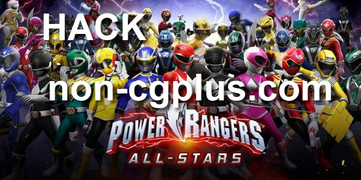 Power Rangers All Stars hack