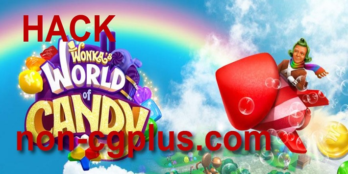 Wonka's World of Candy hack