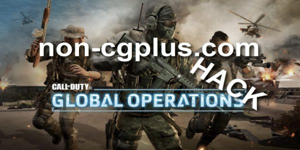 Call of Duty Global Operations Cheats
