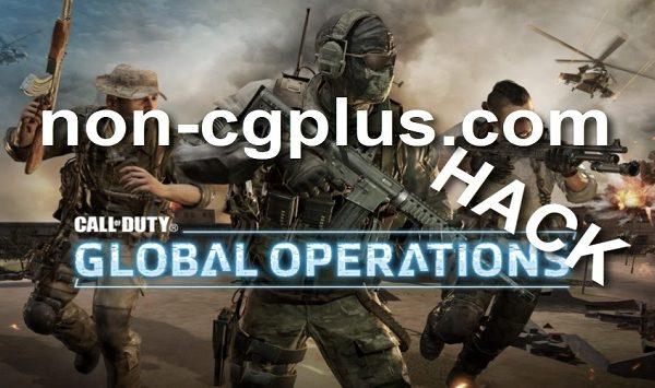 Call of Duty Global Operations Cheats