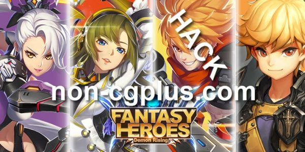 Fantasy Heroes Demon Rising Cheats