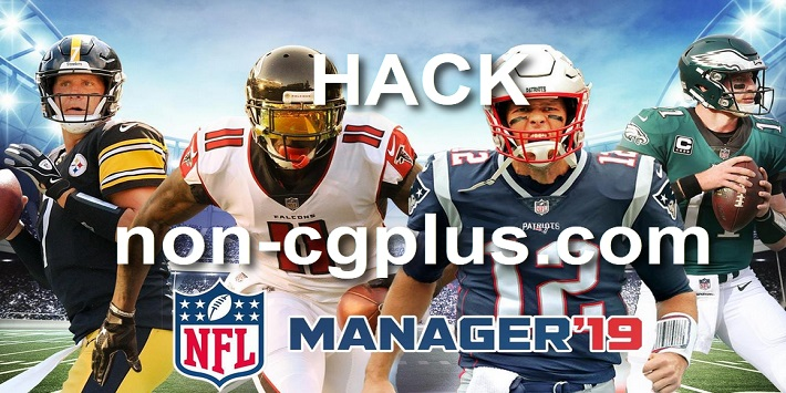 NFL Manager 2019 hack
