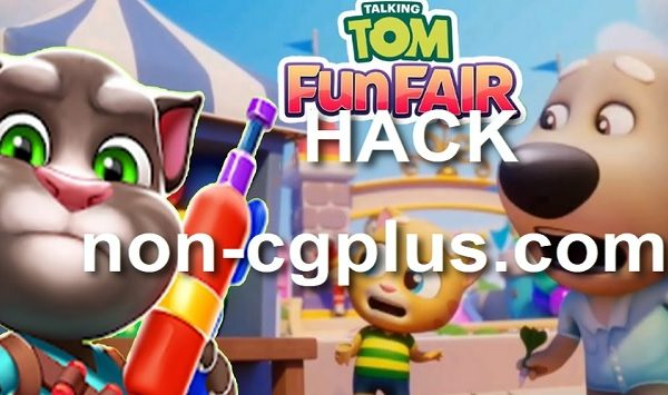Talking Tom Fun Fair Cheats