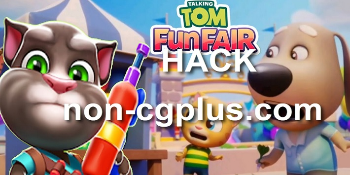Talking Tom Fun Fair hack