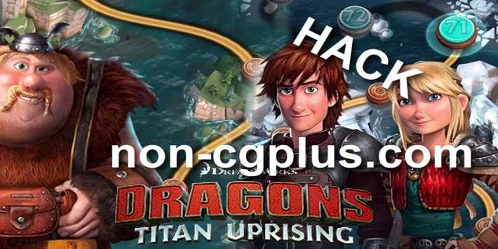 Dragons Titan Uprising hack