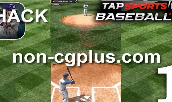 MLB Tap Sports Baseball 2019 Cheats