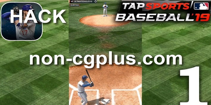 MLB Tap Sports Baseball 2019 hack