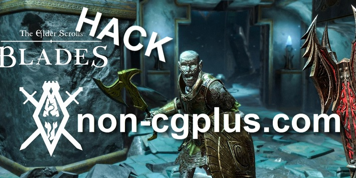 The Elder Scrolls Blades hack